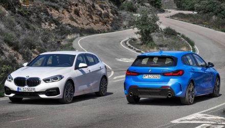 2020 BMW 1 Series revealed, topped by M135i xDrive