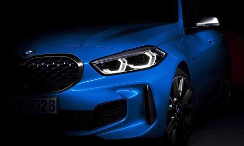 2020 BMW 1 Series previewed, with new M135i xDrive