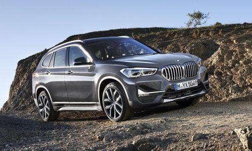 2020 BMW X1 revealed, debuts xDrive25e hybrid