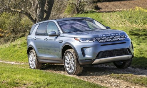 2020 Land Rover Discovery Sport unveiled