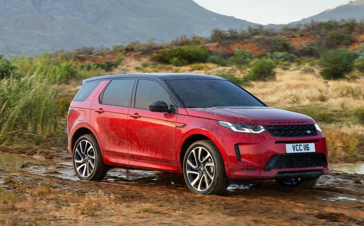 2020 Land Rover Discovery Sport unveiled | PerformanceDrive