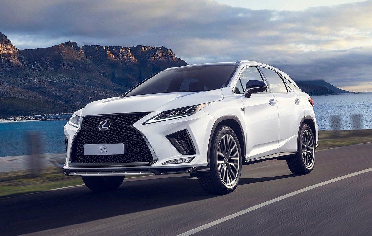 2020 lexus rx unveiled  arrives in australia q4