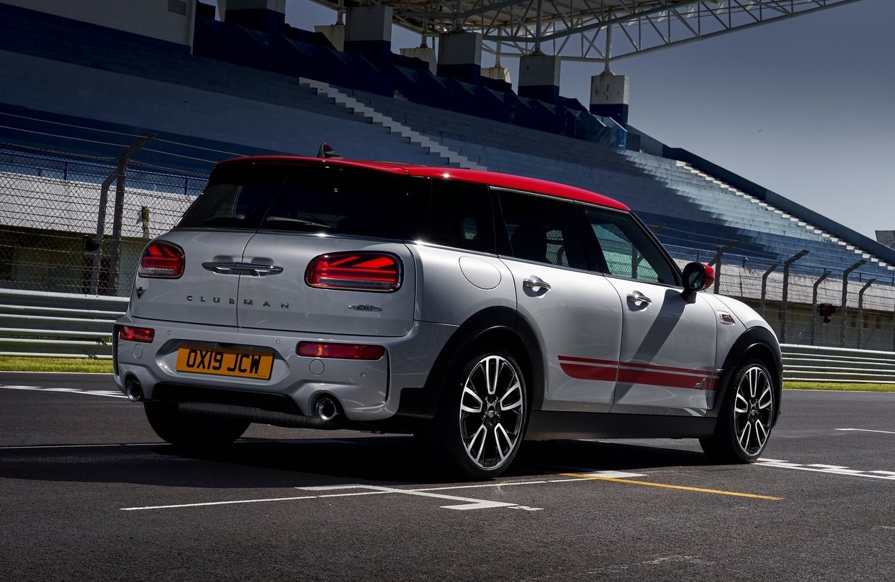 2020 MINI JCW Clubman, Countryman Revealed; Most Powerful