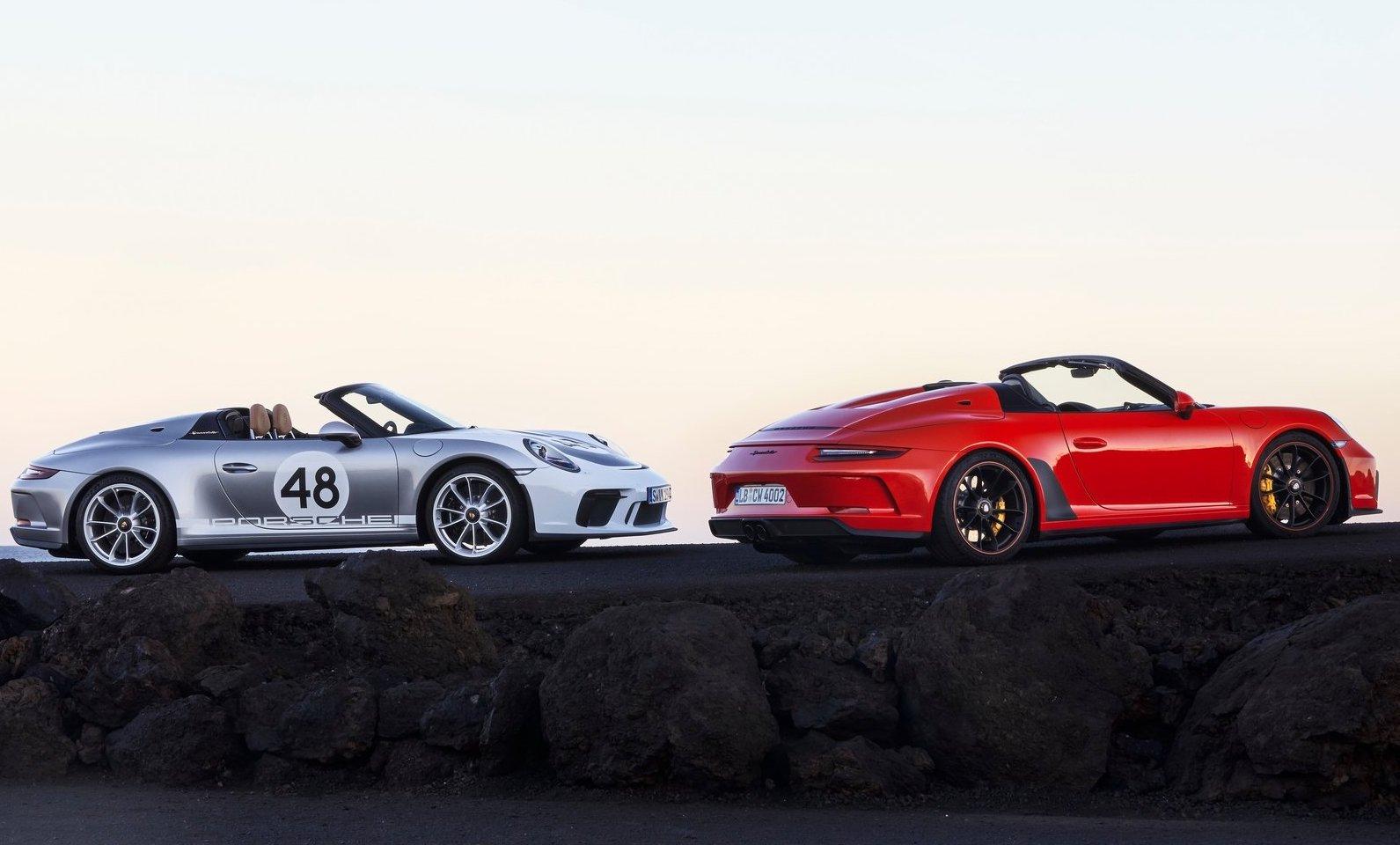 Porsche Cayenne Gts For Sale >> 2020 Porsche 911 Speedster now on sale in Australia ...