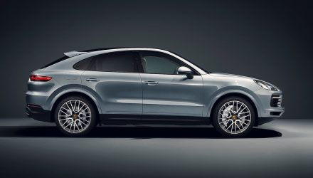 Porsche Cayenne S Coupe revealed, now on sale in Australia