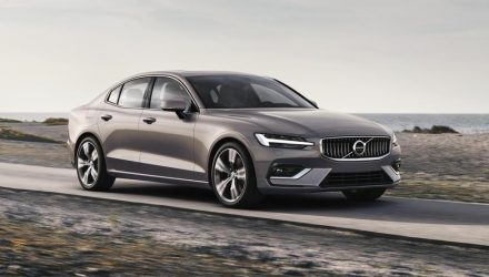 2019 Volvo S60 & V60 on sale in Australia, arrives in August
