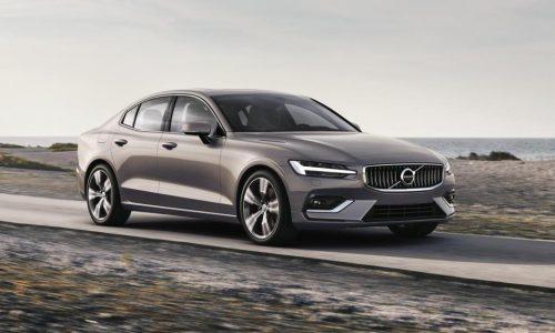 2019 Volvo S60 & V60 on sale in Australia, arrives in August