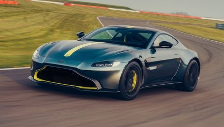 Aston Martin Vantage AMR revealed, 200 being made