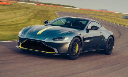 Aston Martin Vantage AMR revealed, 200 being made