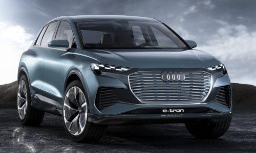 Audi confirms 7 new SUVs for 2019; Q3 Sportback, sporty Q8
