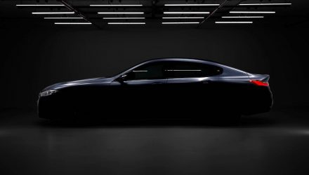 BMW 8 Series Gran Coupe previewed, new 4-door coupe