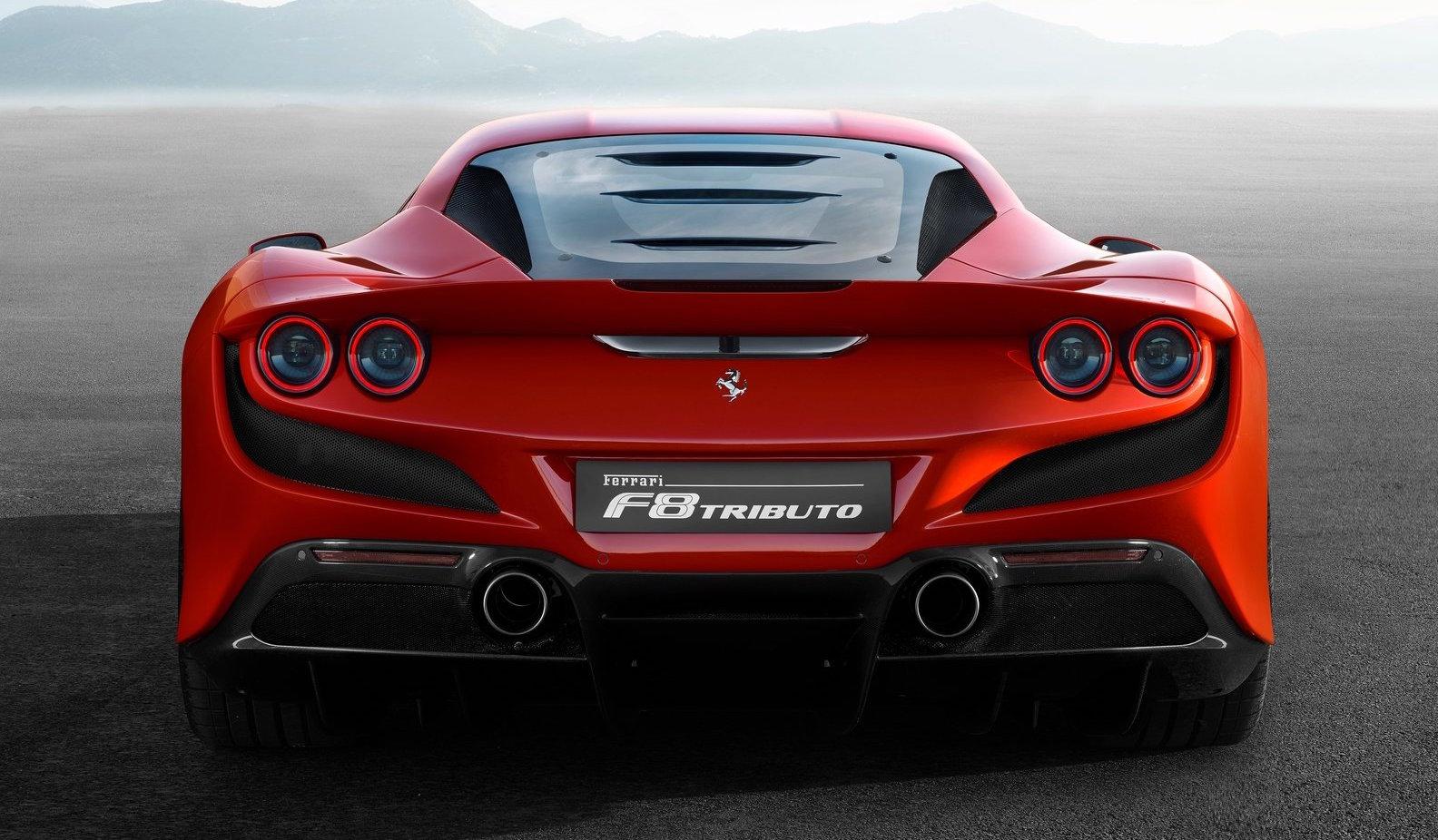 Ferrari Previews New Model To Feature All New Hybrid V8 Performancedrive