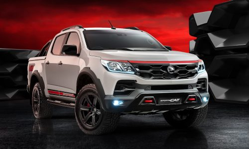 HSV SportsCat RS special edition announced