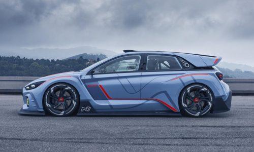 Rimac co-developing Hyundai N electric sports car