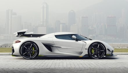 Koenigsegg Jesko makes Asia-Pacific debut in Hong Kong