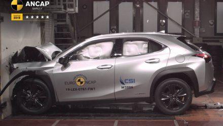 2019 Mazda3, Toyota RAV4, Lexus UX score 5-star ANCAP safety