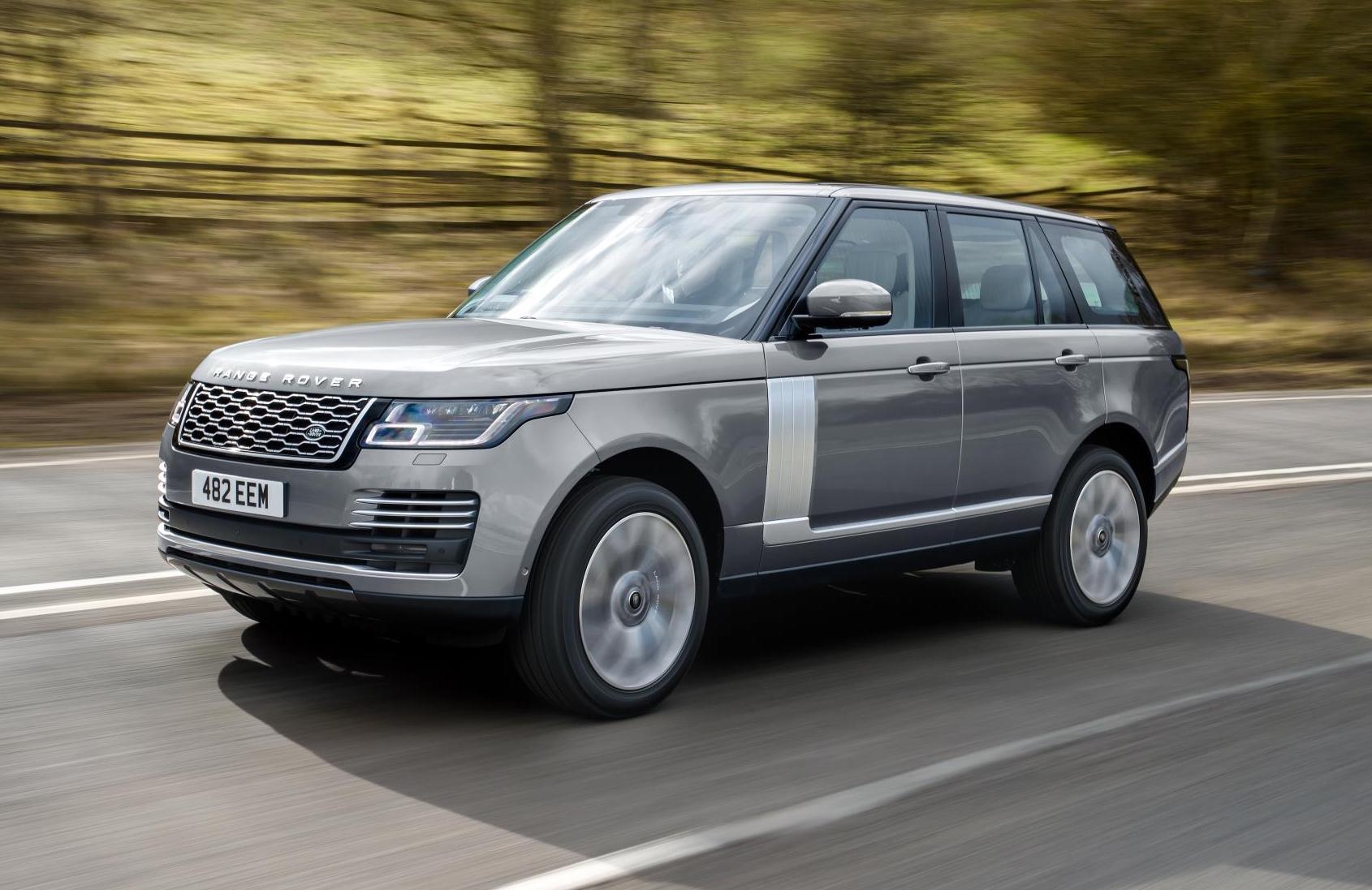 MY2020 Range Rover gets mild-hybrid tech, inline-6 power
