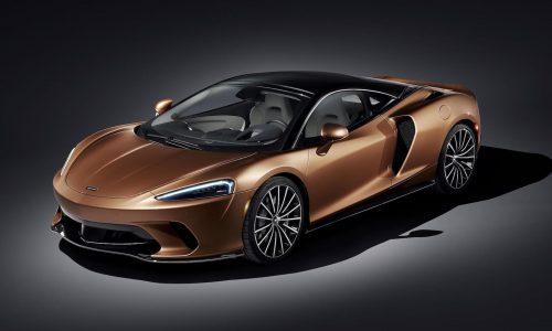 McLaren GT revealed as new luxury-focused supercar