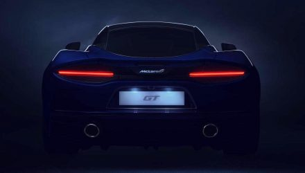 McLaren GT name confirmed for new model, debuts May 15