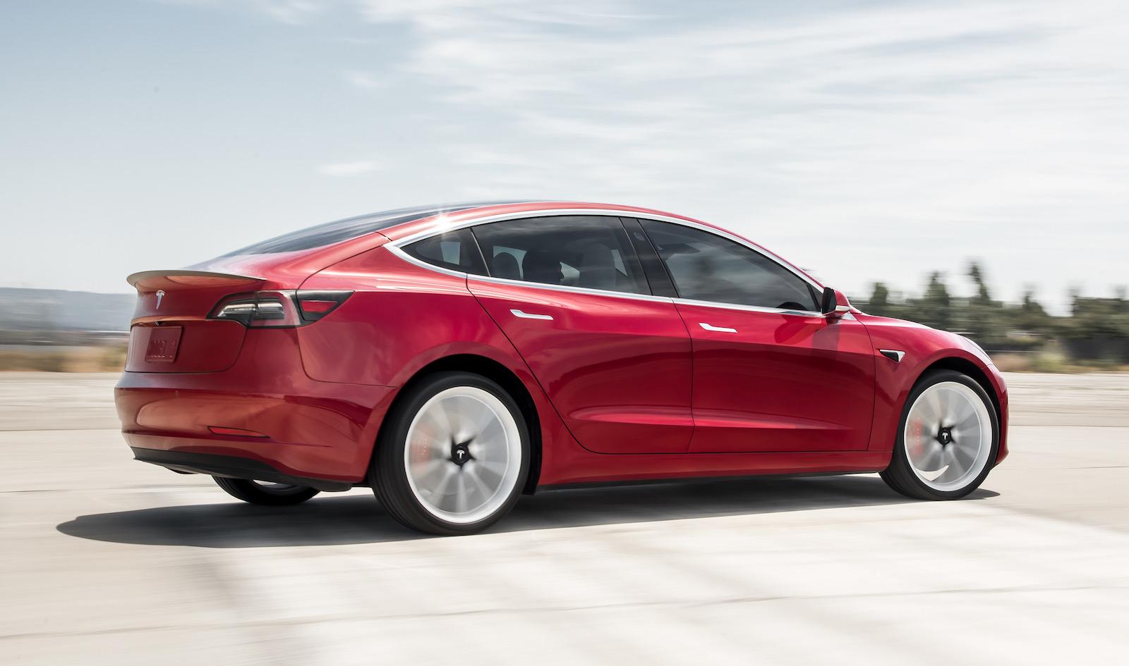 Australian prices for Tesla Model 3 start from AU$66,000 ...