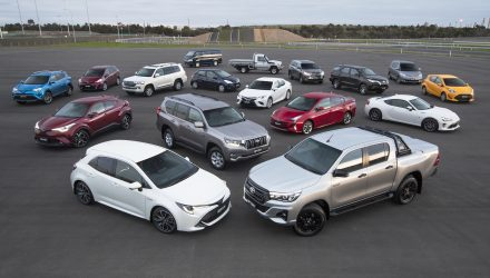 Australian vehicle sales for April 2019 (VFACTS)