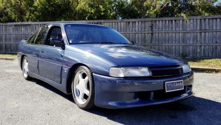 For Sale: Genuine 1990 Holden VN Commodore HDT Aero
