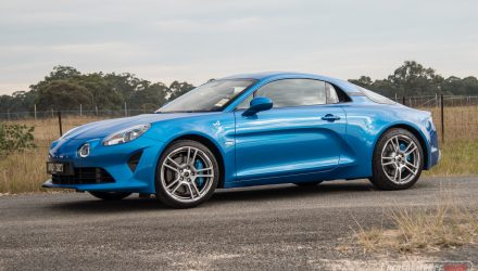 2019 Alpine A110 Premiere review (video)