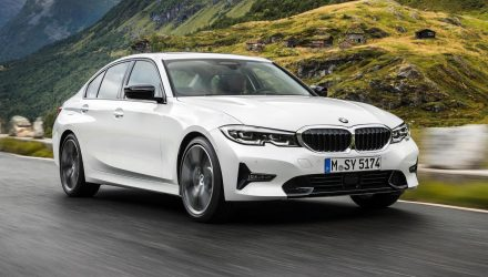 2019 BMW 320i, 330e, M340i on sale in Australia, arrive in September
