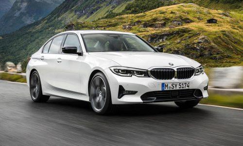2019 BMW 320i, 330e, M340i on sale in Australia, arrive in September