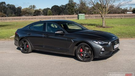 2019 Genesis G70 review – Australian launch (videos)
