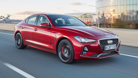 2019 Genesis G70 now on sale in Australia from $59,300