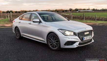 2019 Genesis G80 review – Australian launch (video)