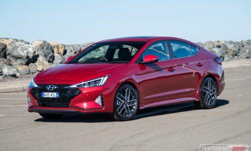2019 Hyundai Elantra Sport review (video)