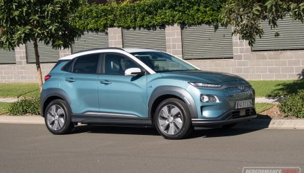 2019 Hyundai Kona Electric Highlander review (video)