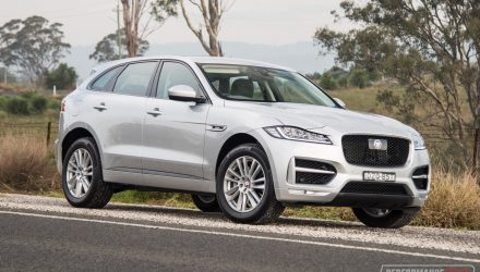 2019 Jaguar F-PACE 25d R-Sport review (video)