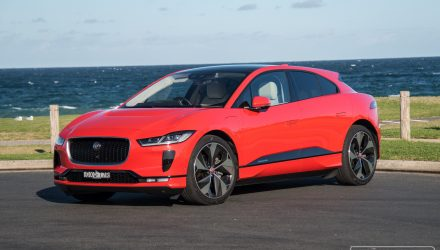 2019 Jaguar I-PACE HSE review (video)
