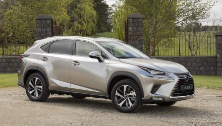 2019 Lexus NX update announced for Australia