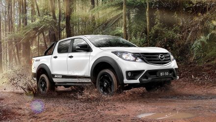 2019 Mazda BT-50 Boss special edition announced for Australia