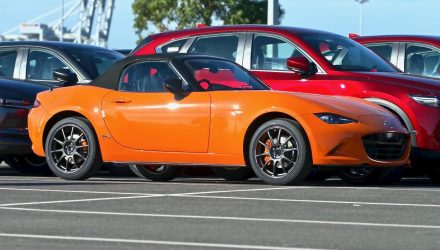 First Mazda MX-5 30th Anniversary Edition arrives in Australia