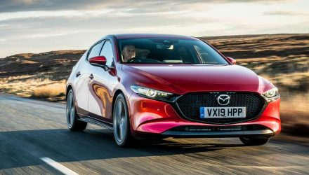 Mazda Skyactiv-X specs & fuel consumption confirmed