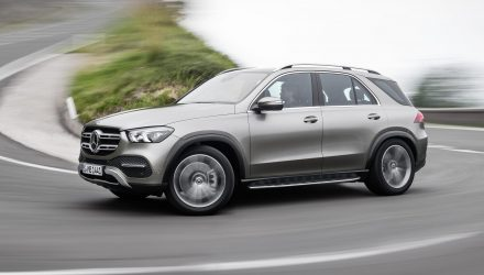 2019 Mercedes-Benz GLE now on sale in Australia from $99,900