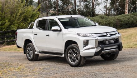 2019 Mitsubishi Triton GLS Premium review (video)