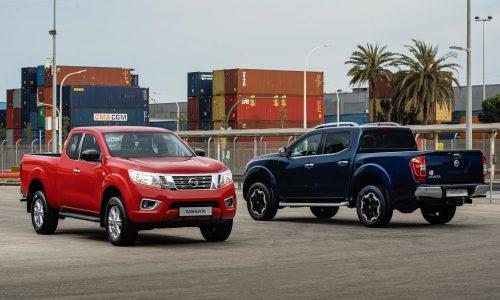 2019 Nissan Navara updates; Apple CarPlay, disc brakes, twin-turbo