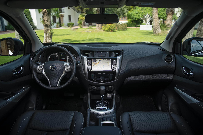 2019 Nissan Navara updates