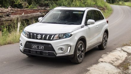 2019 Suzuki Vitara Turbo AWD review (video)