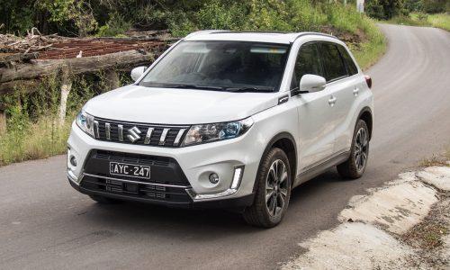 2019 Suzuki Vitara Turbo AWD review (video)