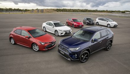 Toyota Australia reports $206 million profit for FY19