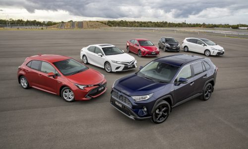 Toyota Australia reports $206 million profit for FY19