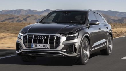 2020 Audi SQ8 TDI debuts most powerful diesel in class