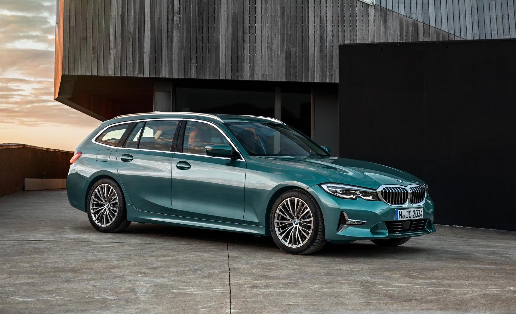 2020 Bmw 3 Series Touring G21 Wagon Revealed Performancedrive